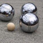 Magneet voor jeu de boules / pentanque