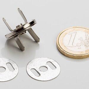 Magneetsluiting voor tassen